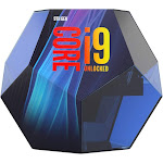 Intel Core i9-9900K 3.6 GHz 8-Core Processor - 16 MB - LGA1151 Socket - Retail