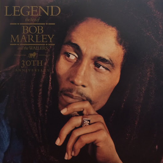 Bob Marley & The Wailers – Legend (30th Anniversary Tri-Colour Vinyl Review)