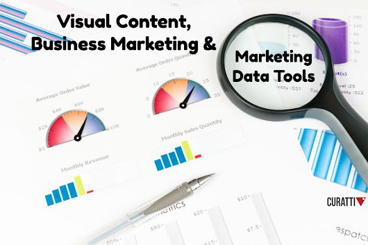 12 Tools To Improve Visual Content, Marketing & Data