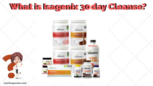 Review: Isagenix 30 Day Cleanse?
