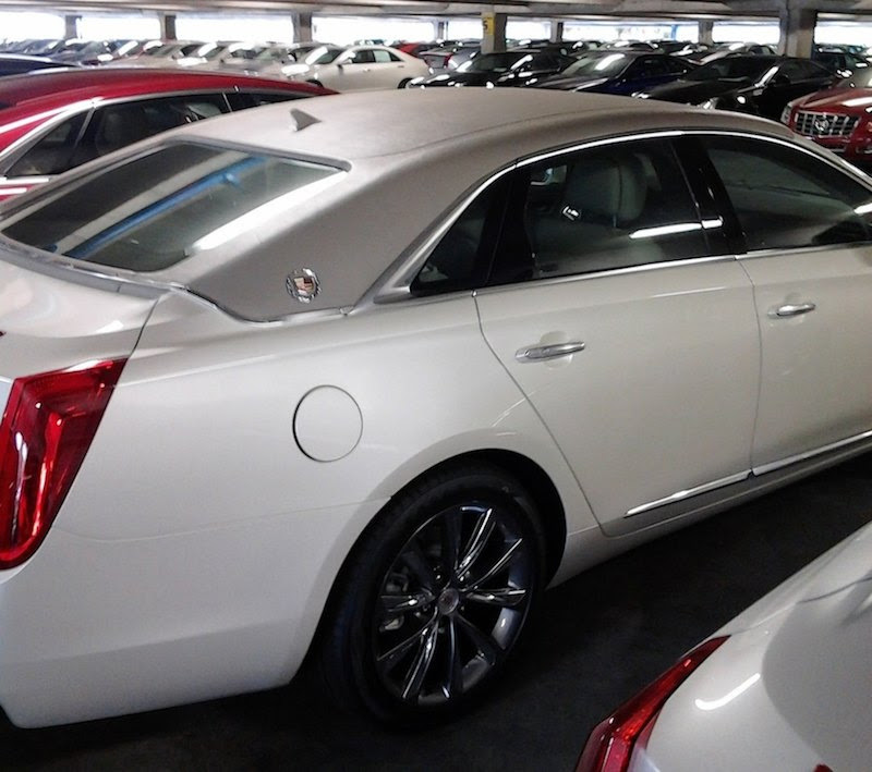 CC Outtake: So When Will The Last New Cadillac With A ...