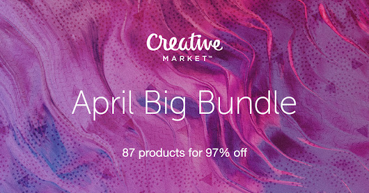 April Big Bundle