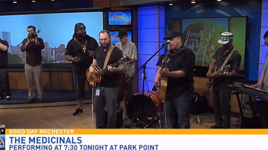 Concert in the Square kicks off at Park Point