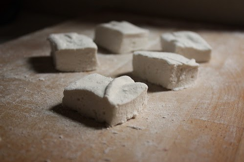 ... : bring your own vegetables: Success: Wildflower Honey Marshmallows