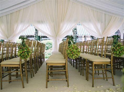 Tented Wedding Ceremony Archives   Weddings Romantique