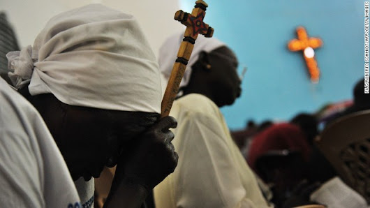 Sudan's Christians 'don't feel safe in prayer' after apostasy death sentence