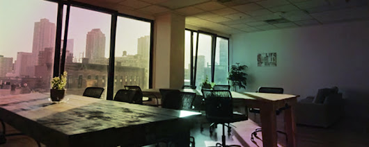 Next door to Silicon Alley: coworking in New Jersey | New Worker Magazine
