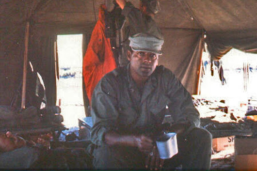 Marine Gunny Gets Medal of Honor Nod for Battle of Hue Actions