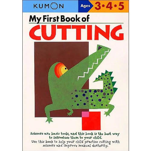 My First Book of Cutting [Book]