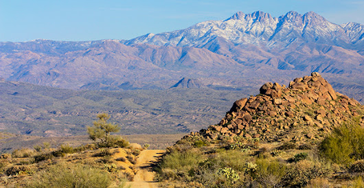 Scottsdale Announces Six New Trails in The McDowell Sonoran Preserve