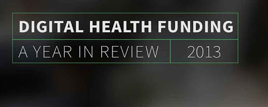 Digital Health Funding 2013