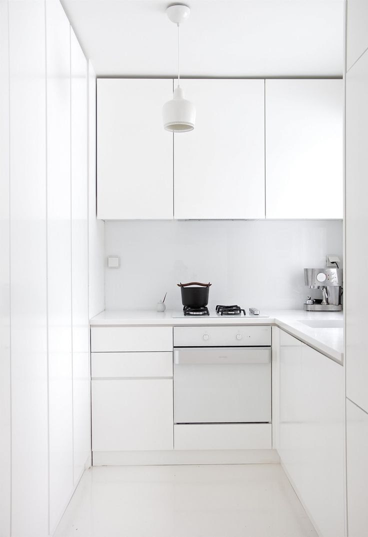 15 Minimalist Design For Small Kitchen