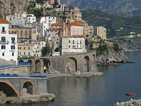 Amalfi Italy Tourist Information and Travel Guide
