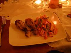 Chicken & veg in Stepaside