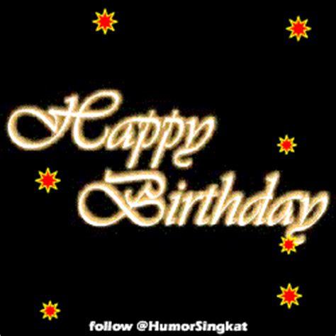 gambar bergerak happy birthday gif aimasi dp bbm happy