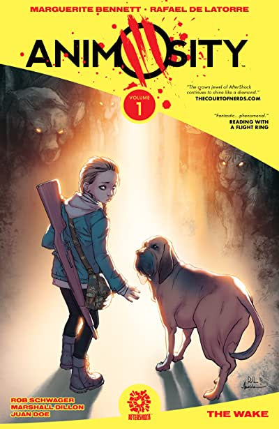 Animosity Vol. 1 - Comics by comiXology: Web UK