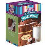 Nostalgia Electrics Old Fashioned Ice Cream Rock Salt - 4 lb box