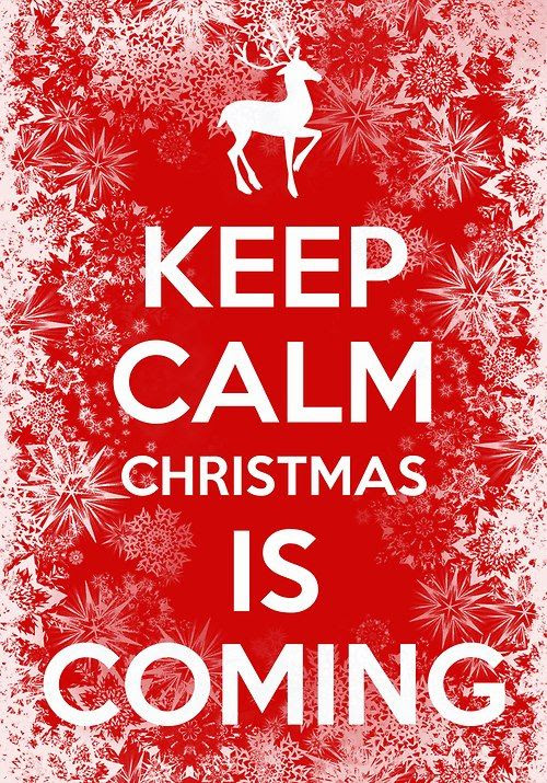 Christmas is coming...