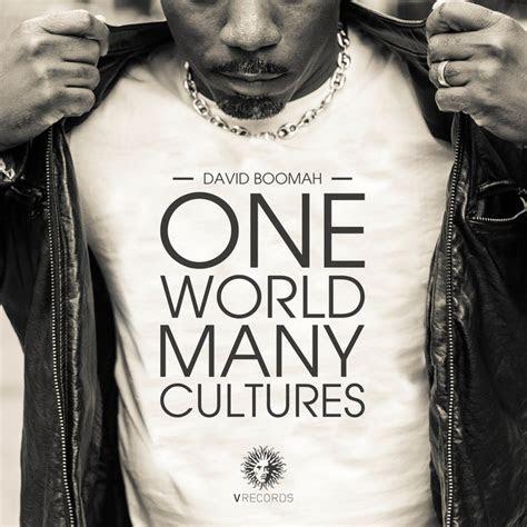 world  cultures  david boomah  mp wav flac