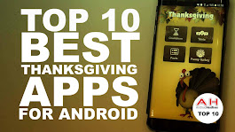 Best Android Apps — Thanksgiving Day — November 2017