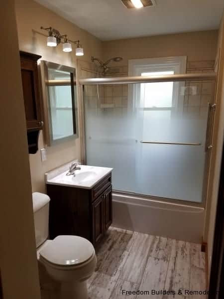 Bathroom Remodeling and Renovations | Freedom Builders & Remodelers