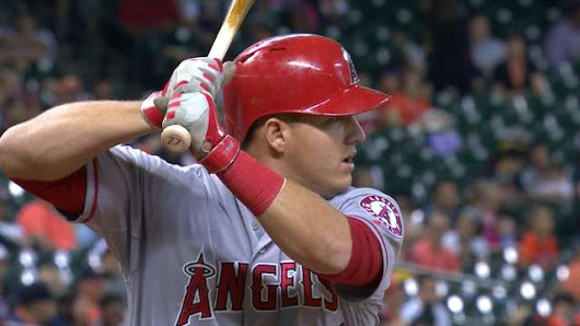 Trout's Team Costing Him Another MVP Award