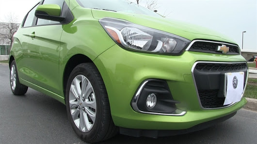 VIDEO: Is the 2016 Chevrolet Spark the Best Car in the World?  > ENGINEERING.com