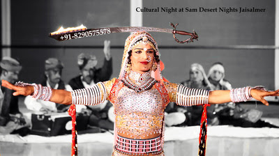 Sam Desert Nights -A Night out at thar Desert Jaisalmer