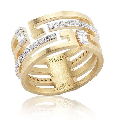 Ivanka Trump Metropolis diamond band   Bling   Rings
