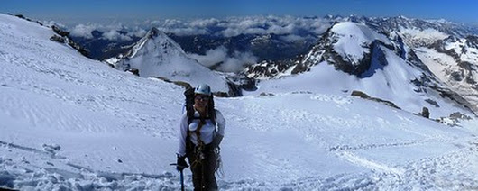 Gran Paradiso (4061) – Valle d'Aosta – July 2014 | Phil's Hiking Resources