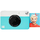 Kodak PRINTOMATIC 10.0 MP Compact Digital Camera - Blue