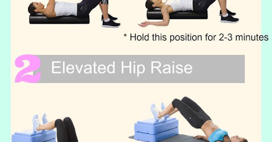 A List of 6 Best Low Back Pain Exercises for Fast Relief