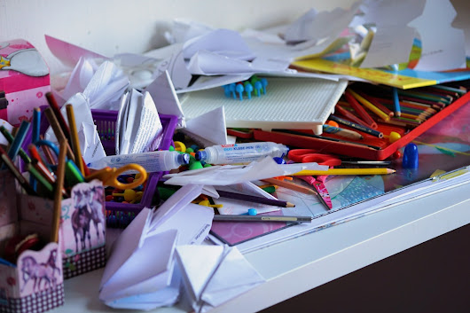 How Disorganization and Clutter Can Take a Toll on Mental Health