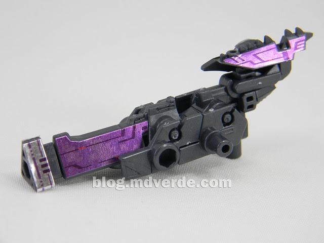 Transformers Jet Vehicon Deluxe - Prime Arms Micron - Igu