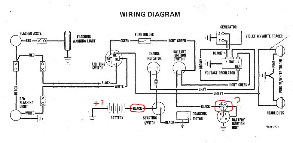 Positive Ground Farmall H Wiring Diagram 6 Volt from lh3.googleusercontent.com