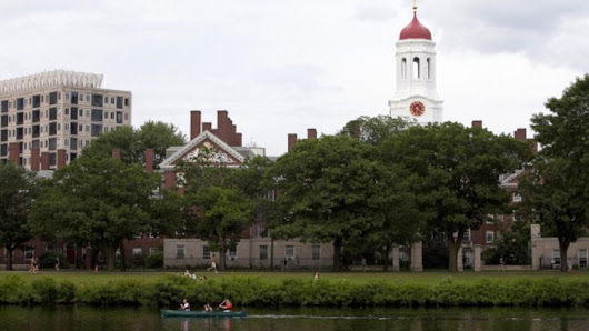 Harvard Gets Its Geek On