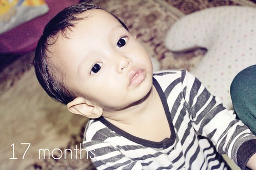 hanif-17months