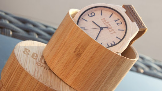Wood Watches for Men by seDURST on Etsy