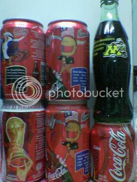 Bag of Cokes
