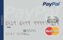PayPal My Cash Cards - Milestones