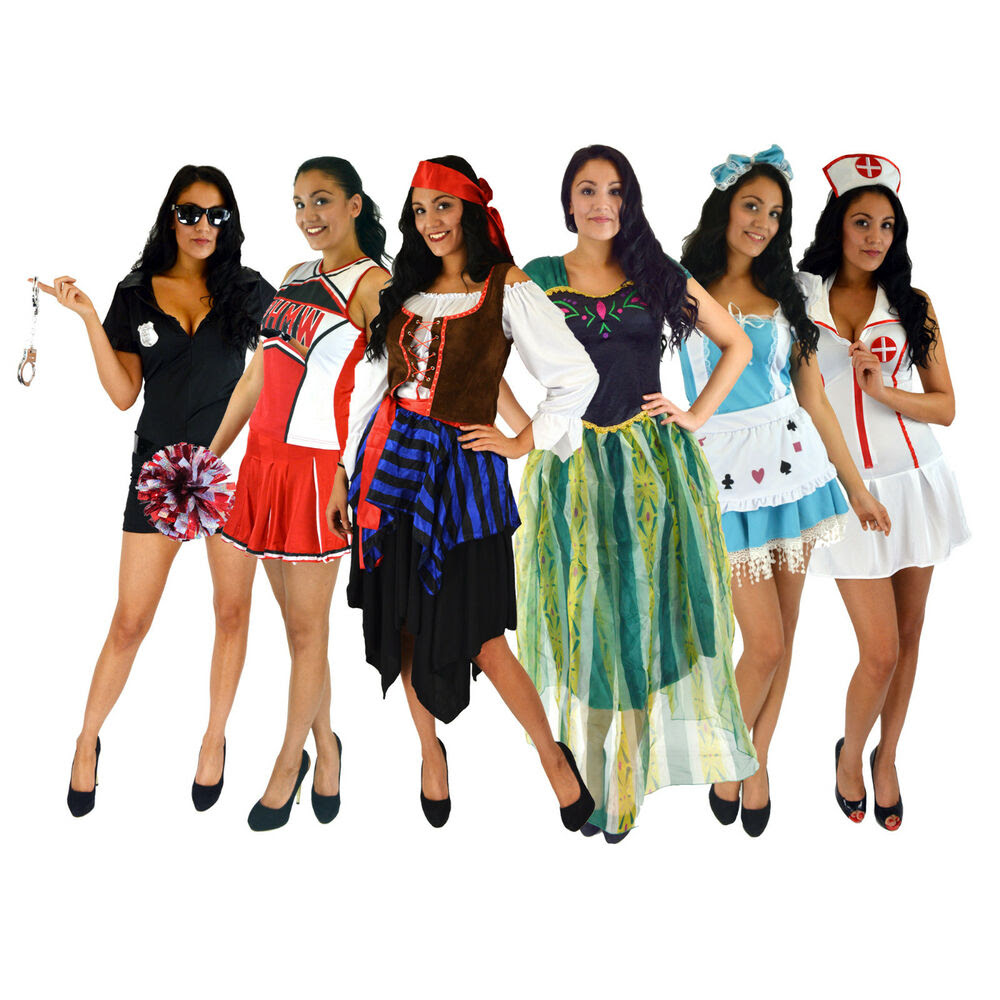 adult womens sexy fancy dress party costume outfit