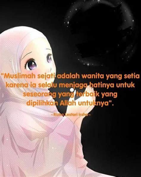 kata kata bijak muslimah tentang cinta hijrah hijab