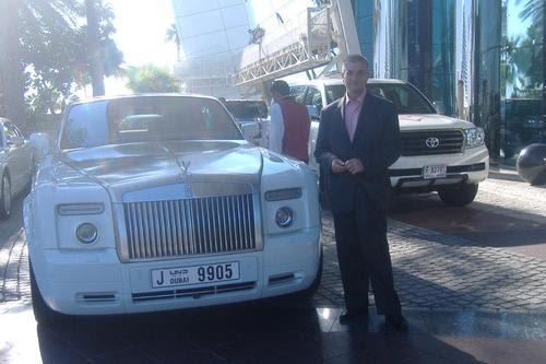 Дубай, Бурж Ал Араб