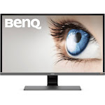 "BenQ EW3270U 32"" (Actual size 31.5"") 3840 x 2160 4K Resolution 4ms HDMI, DisplayPort, USB Type-C Built-in Speakers Flicker-Free FreeSync HDR LED"