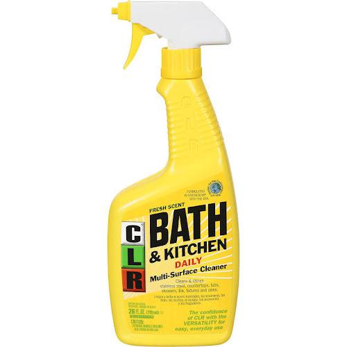 Clr Bath And Kitchen Cleaner Target
