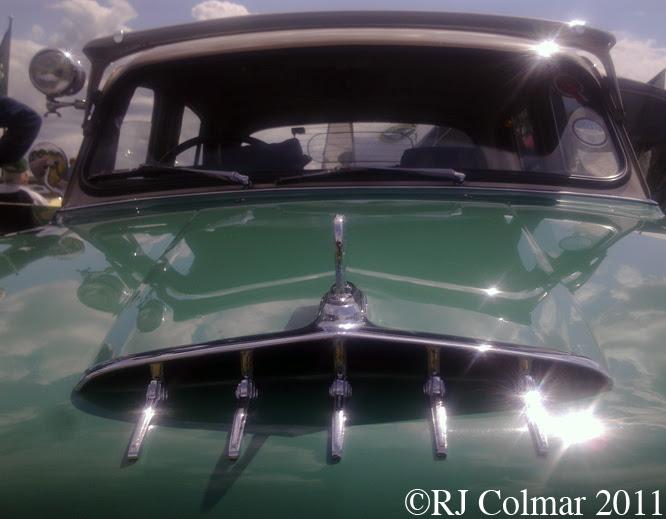 Austin A55, Castle Combe, C&SCAD