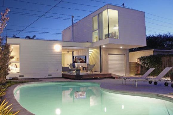 P_House, Transformation of Small Post War House Into Modern Live ...