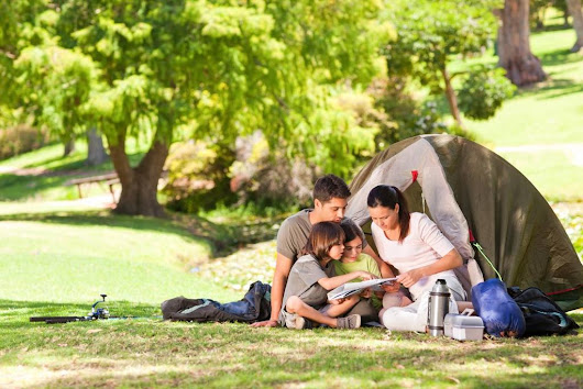 Tips To Follow When Camping With Kids