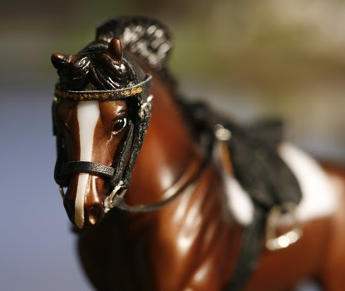Stablemate Scale Bridle