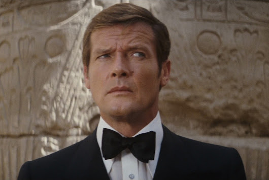 The Weekly Rundown: Farewell, Roger Moore